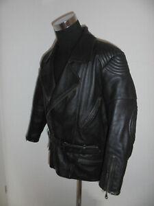 LOUIS-Highway-1-Motorradjacke-Lederjacke-bikerjacke-oldschool-biker-jacket-50