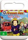 Fireman Sam - Fields of Fire (DVD, 2006)