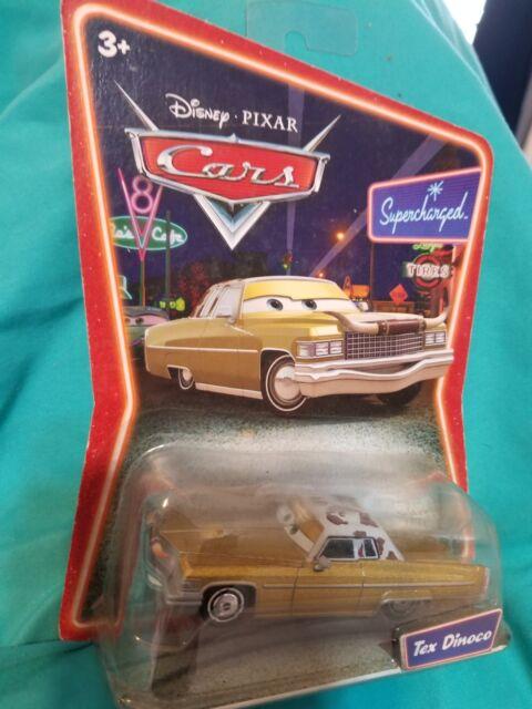 Movie Cars For Sale >> Tex Dinoco Diecast Miniature Cadillac Disney Pixar Movie Cars Boy Metal Xmas