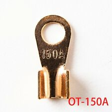 20Pcs 150A Copper Lug Cable  Connector Terminal Crimping 16-35mm2  Cable Wire