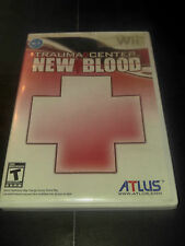 Trauma Center : New Blood (Nintendo Wii, 2007) COMPLETE