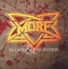 Blood & Thunder (Lim.Collectors Edit.) von More (2011)