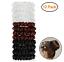 12Pcs Spiral Hair Ties Elastic Ponytail Holders Phone Cord Traceless Hair Ties