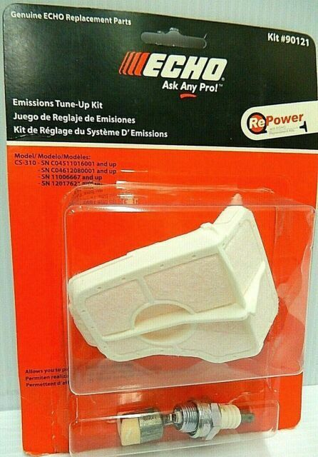 ECHO OEM Repower Tune Up Kit Fits CS-310  90121