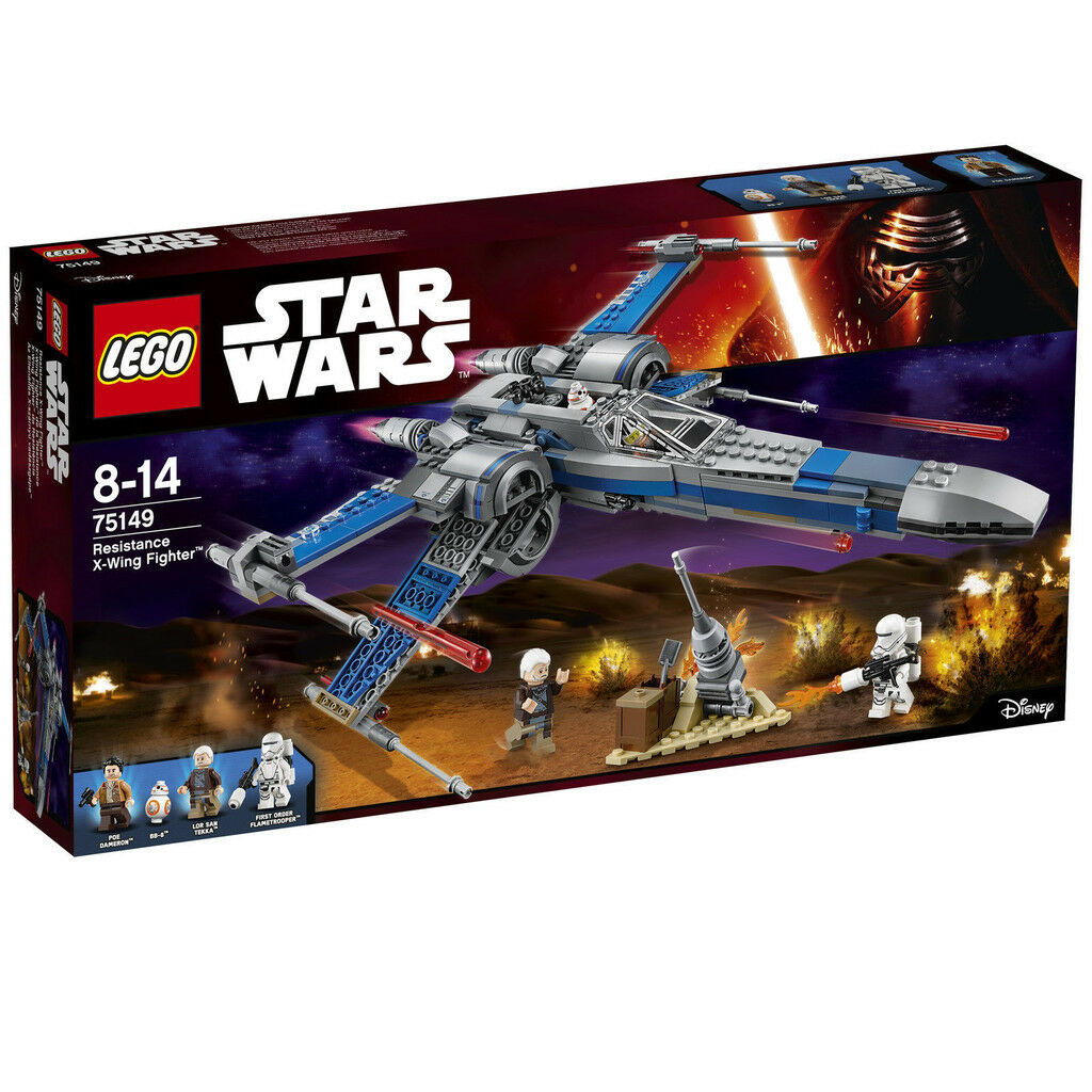 LEGO STAR WARS X-WING FIGHTER - LEGO 75149