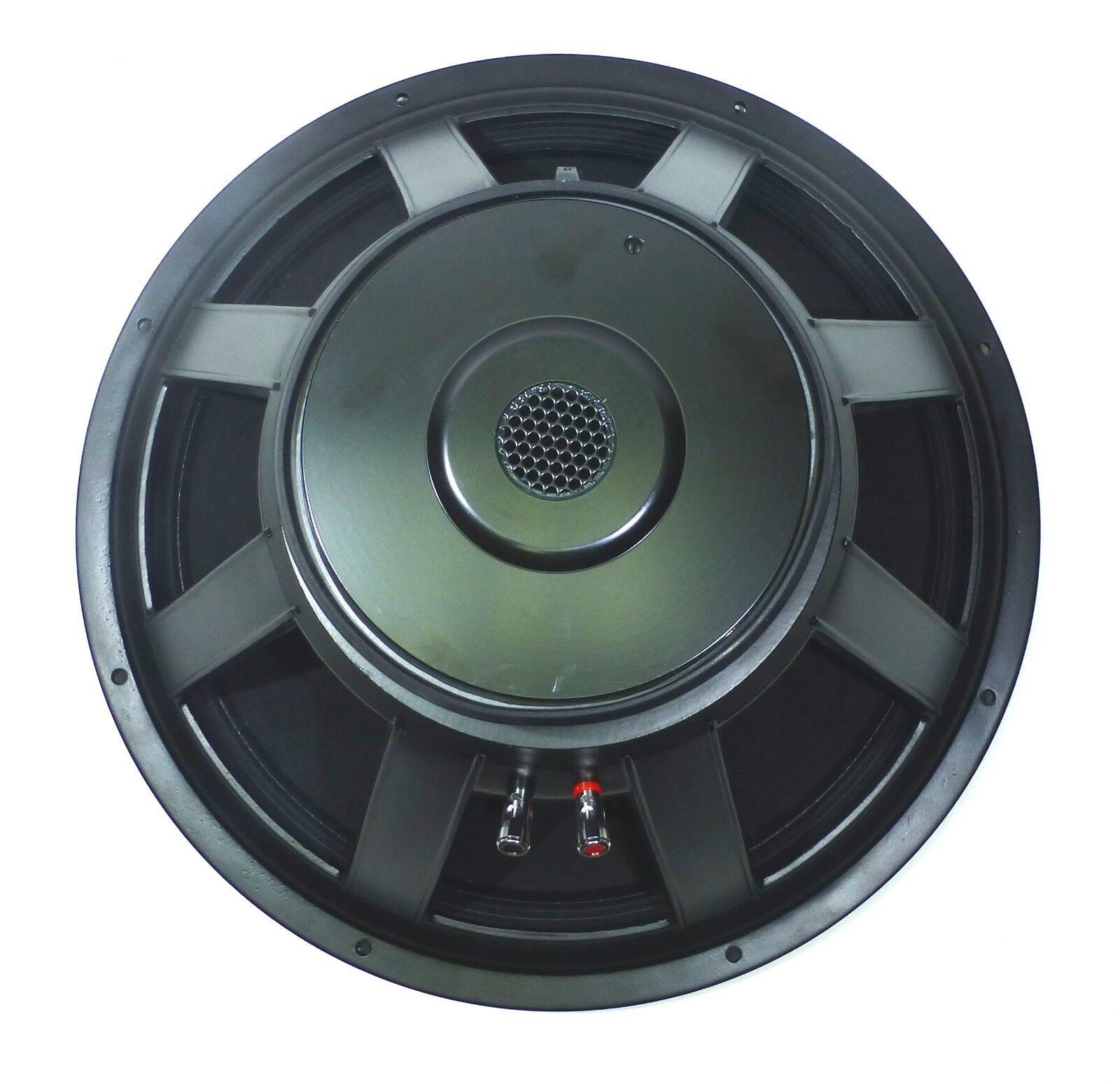 Replacement Speaker For Bag End 18  Woofer EL-18A, S18, D18, Quatrz Series 8Ω