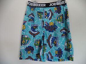 5a1e4eaaa73c3 Boy's Multi Color Joe Boxer Swim Boxer Shorts. Size 6/7. 100 ...