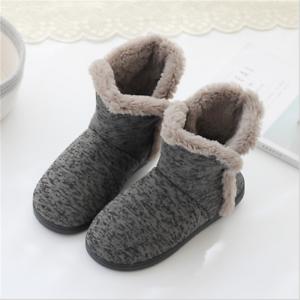 Slipper Boots Women Soft Cozy Memory