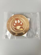 Super Mario Bros Surprise Toy Coin Wonder Ball Rare Chocolate Candy Stickers X 2