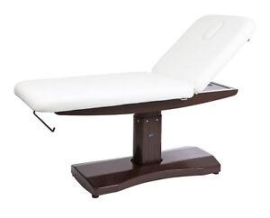 Lettino Massaggio Elettrico.Dettagli Su Lettino Massaggio Elettrico Estetista Centro Benessere Bellezza Trattamenti Spa
