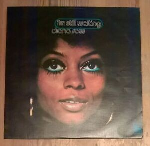 Diana Ross – I'm Still Waiting Vinyl LP Album 33rpm 1971 Motown STML 11193