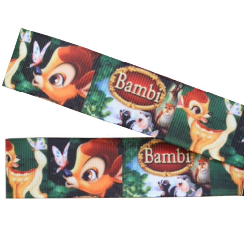 Disney Bambi Thumper and Friends Cake Gift Wrap Ribbon Party Bags 2M X 2MM