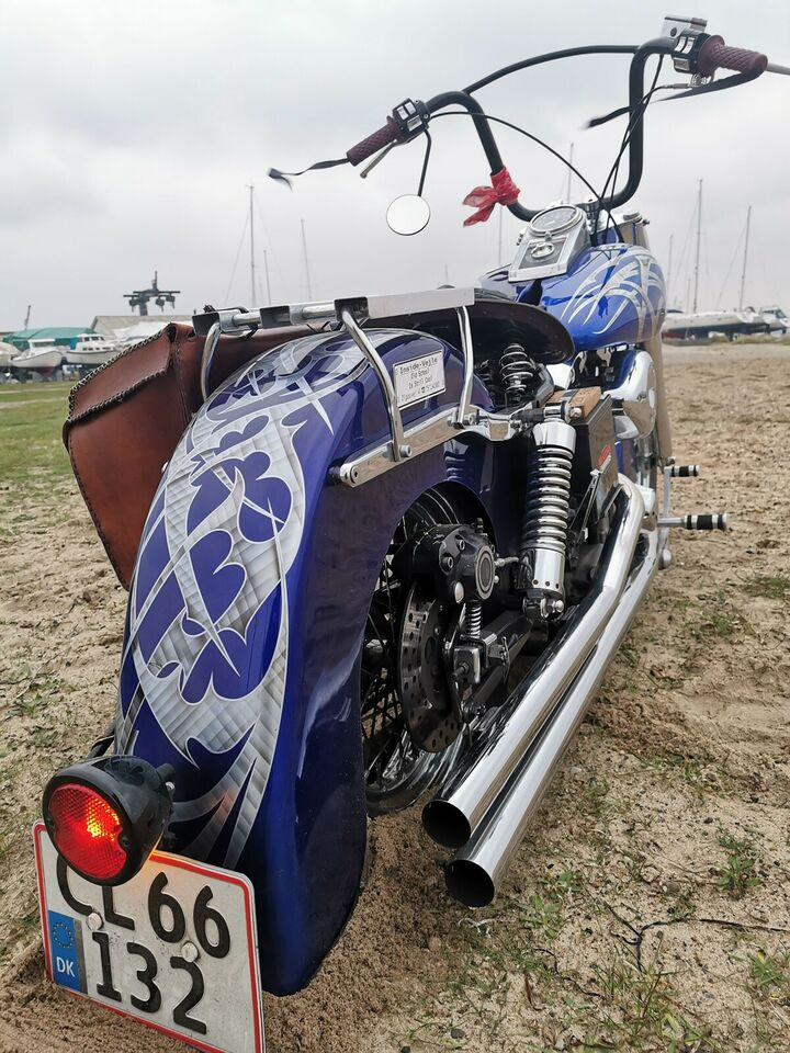 Harley-Davidson, Shovelhead, 1200 ccm
