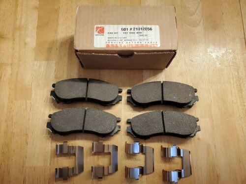21012856 OEM GM New Front Brake Pad Ceramic Set Saturn SC SC1 SC2 SL SL1 SL2 SW1