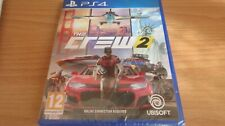 PS4 THE CREW 2 GAME BRAND NEW STILL SEALED RATED 12