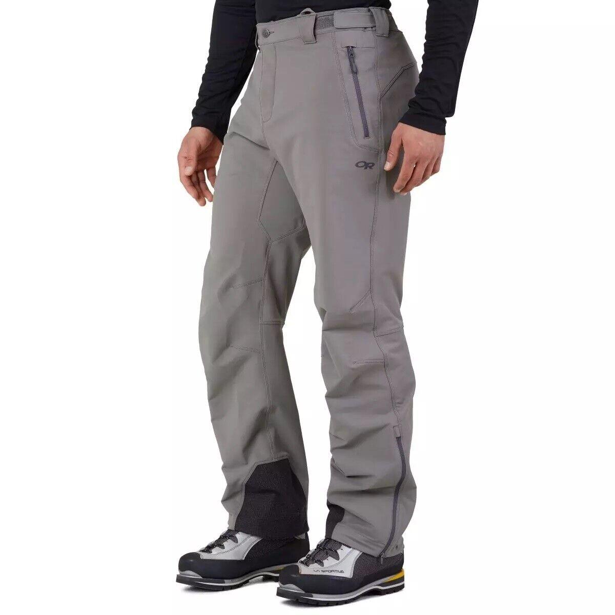 Outdoor Outdoor Outdoor Research Uomo Cirque II Pantaloni Peltro 00b