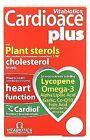 4 X Vitabiotics Cardioace Plus 60 Capsules