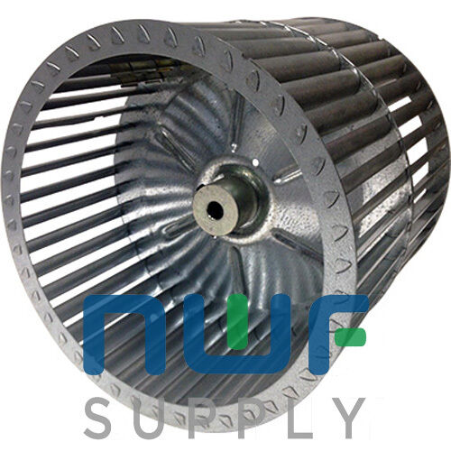 OEM Intertherm Miller Nordyne Frigidaire Furnace Blower Wheel 667271 10.75 x 10