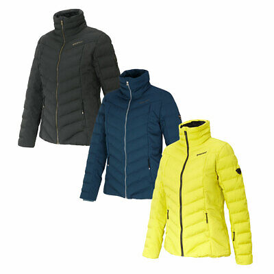 Ziener Kinder Skijacke Jacke Aqua Shield Yvan Olive 159 Gr.152 neu
