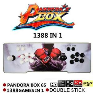 1388-in-1-Video-Arcade-Game-Console-Pandora-Retro-Box-6S-Plug-And-Play-LED-LIGHT