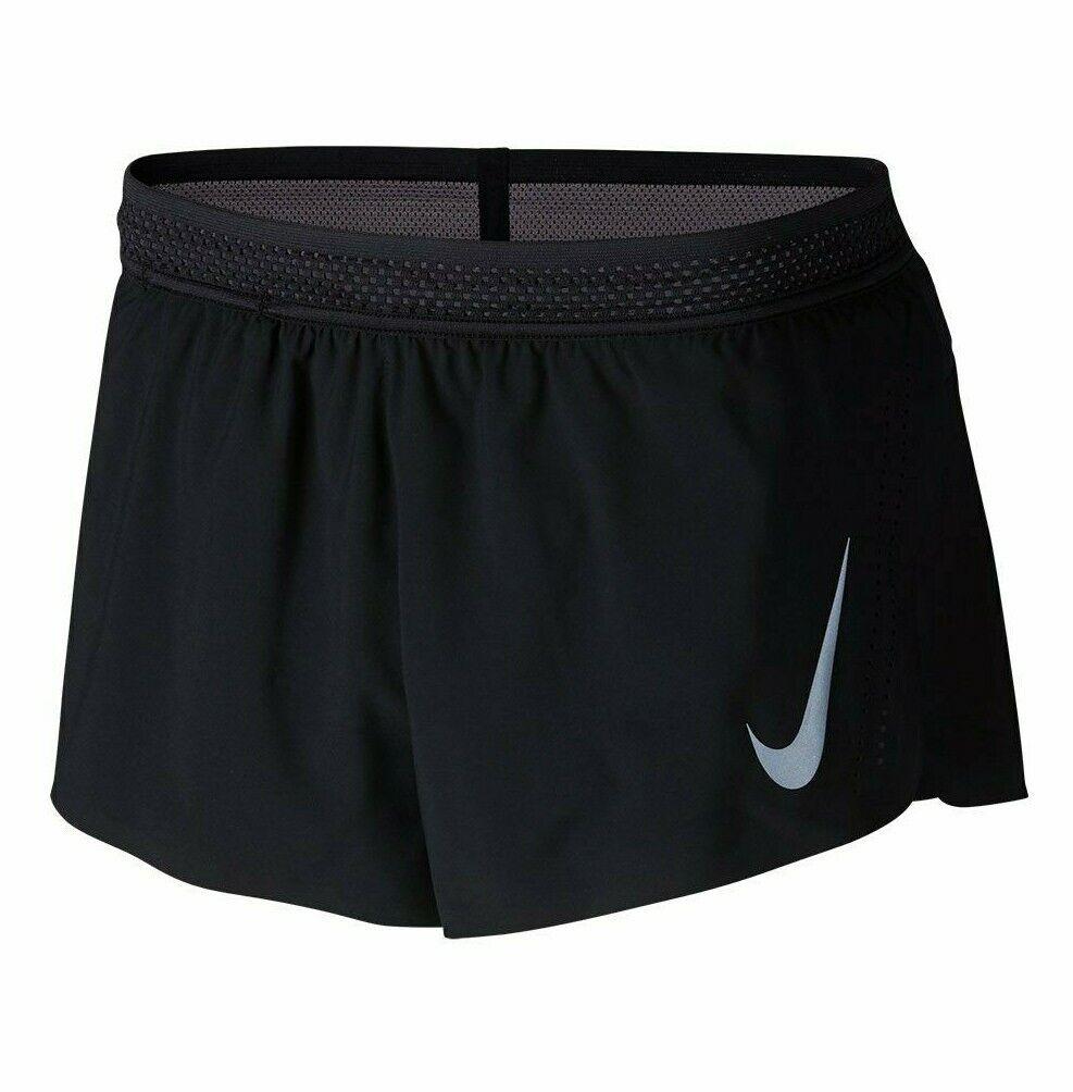 Nike aeroswift 2  Pantalones cortos de hombre para correr 892895-010 Talla XXL precio minorista sugerido por el fabricante  80