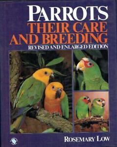 Parrots-Their-Care-and-Breeding