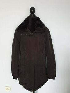 Wellensteyn-Noir-Stavanger-Women-039-s-Jacket-Veste-Femmes-Taille-L