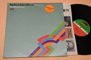 JOHN-COLTRANE-2LP-ART-OF-1-ST-ORIG-PROMO-EDITION-USA-1971-AUDIOFILI-TOP-EX