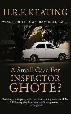 1 of 1 - H.R.F Keating, Small Case for Inspector Ghote, A, Very Good Book