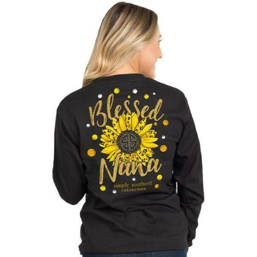 Blessed Nana F19 SS Adult Long Sleeve