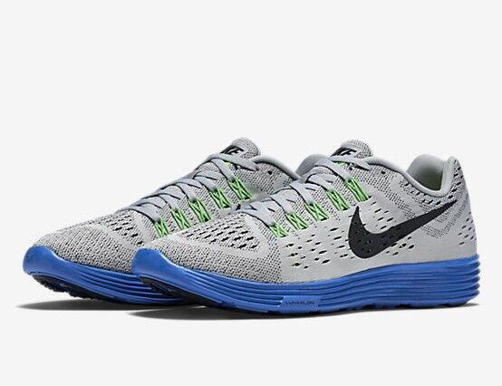4a7578617de5 Nike Lunar Tempo Running Shoes Shoes Shoes Sneakers Size 9 Gray ...