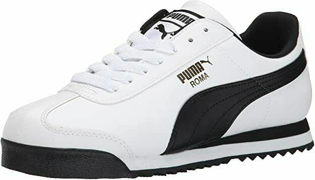 Size 8 - PUMA Roma Basic White - 353572-04 for sale online   eBay