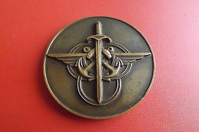 Humorvoll Französische Bronze-medaille 1963/ca.60mm -95,5g.*championnat De France(schub20)