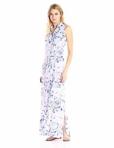Lilly-Pulitzer-Ezra-lilac-beach-rock-the-dock-collared-maxi-dress-rrp-178