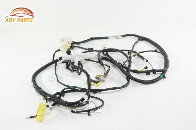 2015 Toyota Highlander 3 5l Right Side Floor Wire Harness