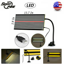 Pdr Tools Led Line Reflector Board Usb Car Dent Paintless Hail Removal For Suv