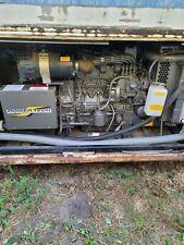 Power Tech 15kw Diesel Generator 193 Hours Rv Camper House Boat Generator