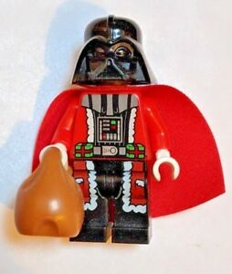 Lego Star Wars Calendrier de l'avent Santa Darth Vader 75056 complet - Rare!