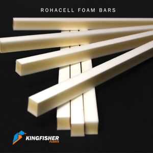 Rohacell-51HF-Foam-Bars-for-Making-High-Quality-Fishing-Floats-420mm-Pack-of-5
