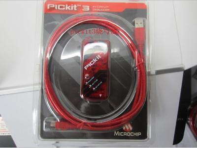 New Original PICkit3 Programmer Microchip MPLAB PICkit 3 PIC In-Circuit Debugger