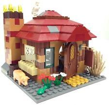 Lego Club Harry Potter Cottage Parts & Instructions Kit - 244 Pieces