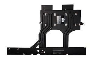 Clevo P870DM3//DM3G//KM1 Vapor Chamber Dual GPU Heatsink for GTX 1080 31-P873N-404