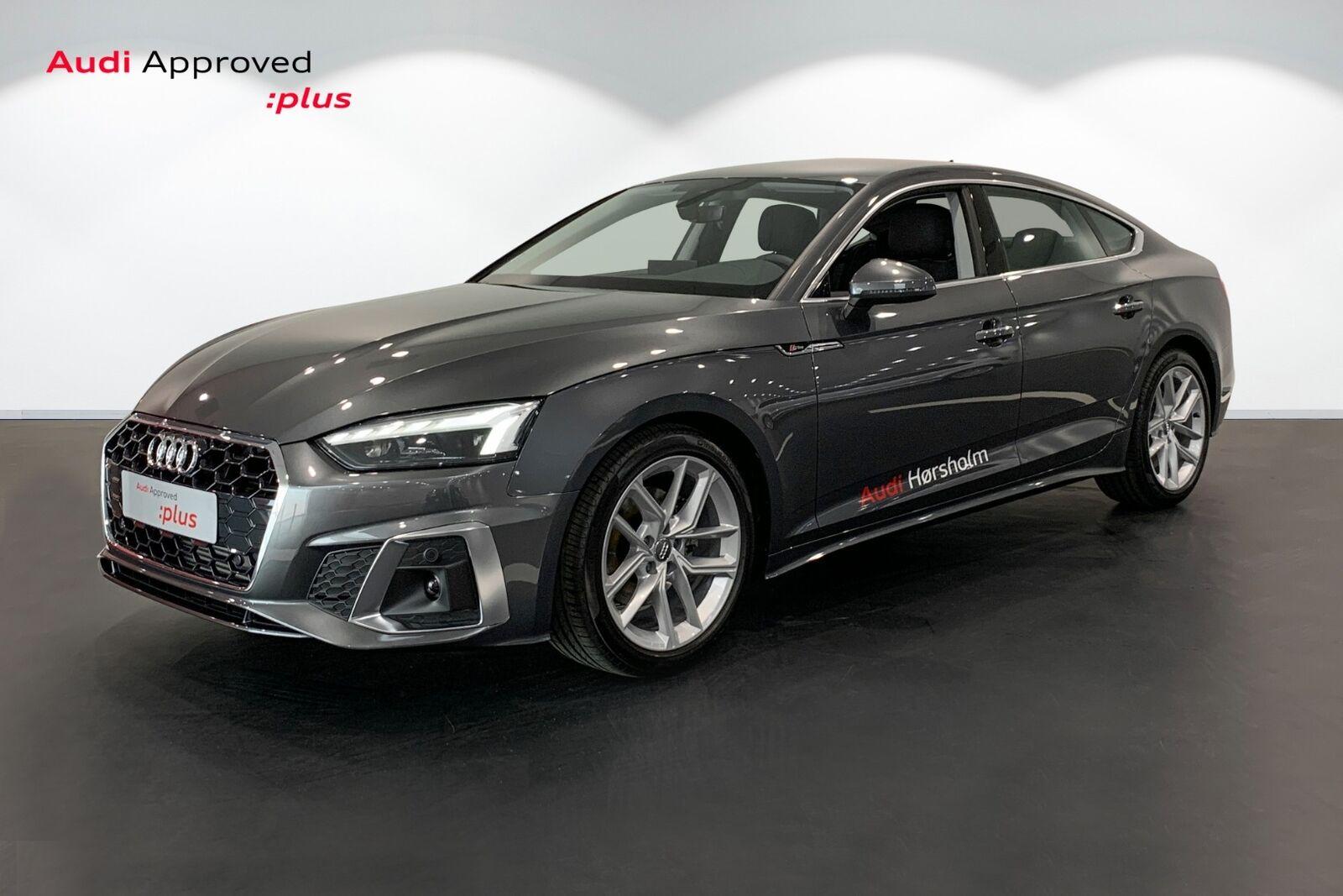 Audi A5 40 TFSi S-line SB S-tr. 5d - 579.900 kr.