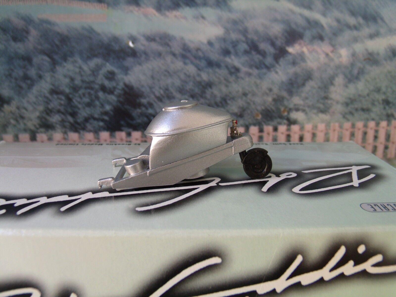 Tienda 2018 1 43 Brooklin Brooklin Brooklin   Rob Eddie Modelos (Inglaterra) 1940 Volvo eftertanken   37 Metal blancoo  tiempo libre