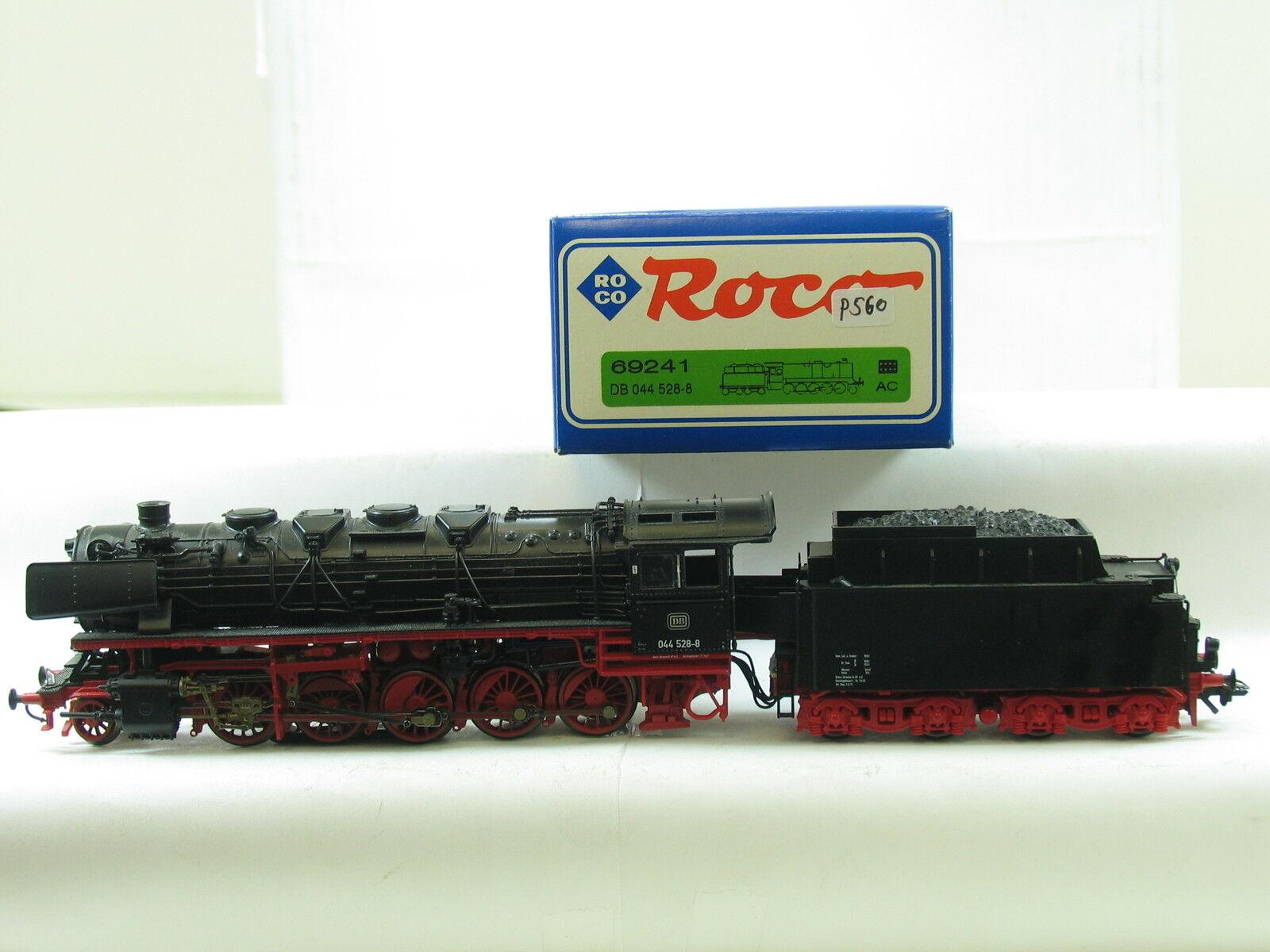 Roco h0 AC 69241 Steam Locomotive BR 44 528-8 DB OP (y1901)