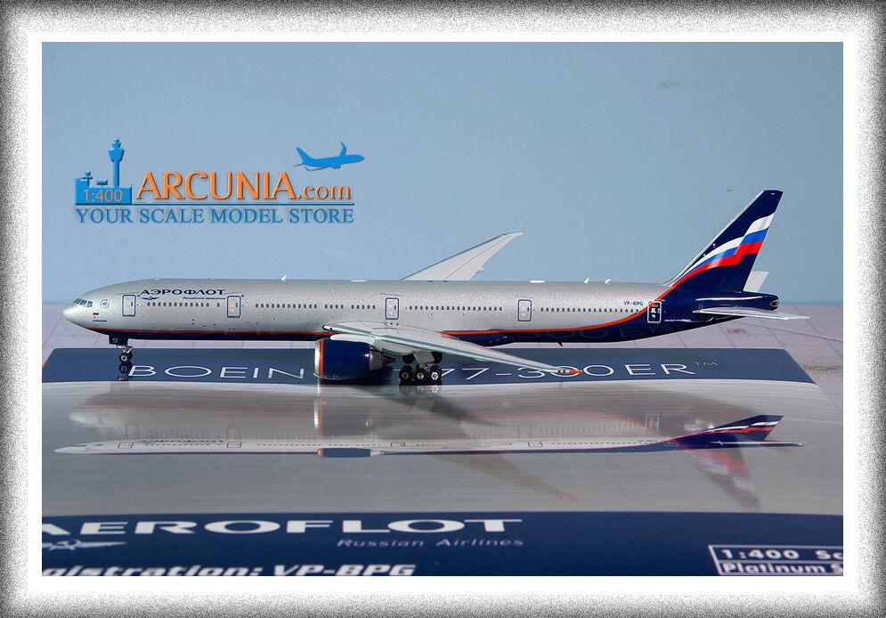 Phoenix 1 400 Aeroflot Boeing 777-300ER  VP-BPG