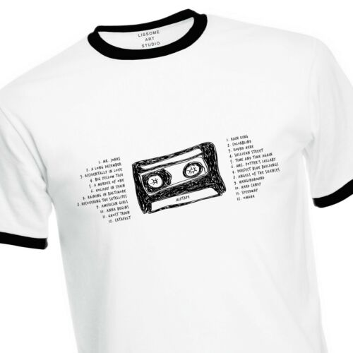 Mr Jones Colorblind Mixtape T-Shirt of their 24 Greatest Hits