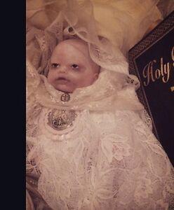 Beautiful Horror Doll, hand Made, creepy doll,horror prop