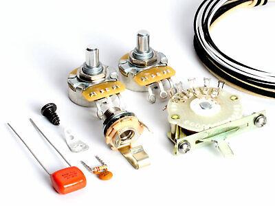 ToneShaper Wiring Kit Blackguard SS11 Telecaster