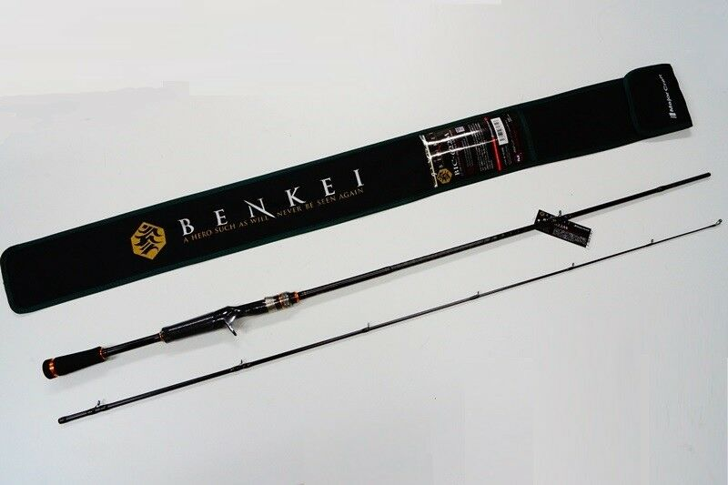 Major Craft BENKEI BAIT MODEL 2piece rod   BIC622M